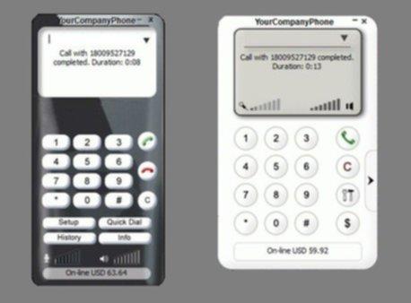 Telinta's Desktop SIP Softphone Solution