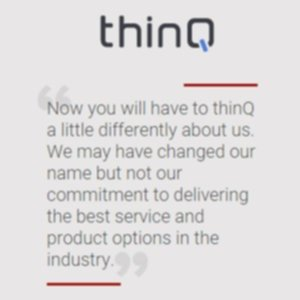 Our Partner SIPRoutes is now thinQ