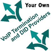 Why is using your own DIDs and VoIP Termination routes so important for your VoIP business?
