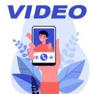 Use video-capable IP phones and our brandable mobile softphone to offer video calling.