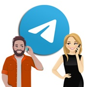 How can I sell VoIP services on Telegram?