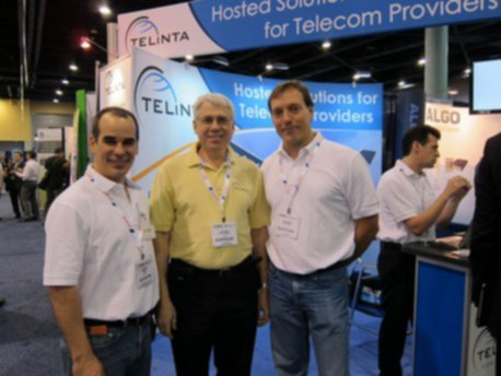 Telinta Exhibits at ITEXPO