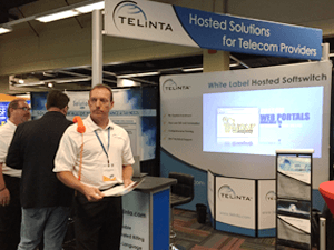 Telinta was recognized as a leader at the prestigious ITW VoIP event