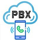 How can I offer a mobile extension for my Hosted PBX business?