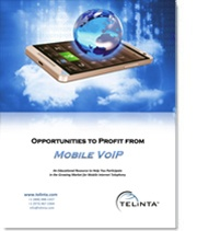 Download free white paper: Opportunities to Profit from Mobile VoIP
