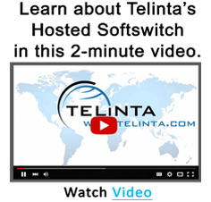Click here to watch video on Telinta's hosted switching and billing solutions for VoIP Service Providers.