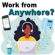 Offer Hosted PBX and other VoIP services enabling customers to work from anywhere.